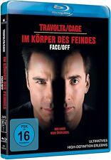 Blu-ray IM KÖRPER DES FEINDES - FACE/OFF # Nicolas Cage, John Travolta ++NEU