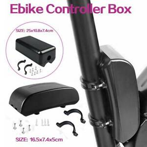 Large Battery Controller Box Case Cover Protect For Electric Bike EBike Scooter