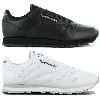 Reebok Classic Leather Herren Sneaker Leder Schuhe Freizeit Turnschuhe RBK NEU | eBay