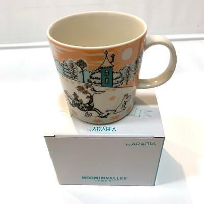 EMS F//S  Moomin Valley Park Limited mug Moominvalley Arabia NEW 2019 Japan