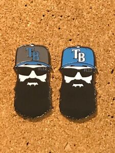 Little-League-World-Series-Pin-Set-TB-Florida-12-District-FL12-Bearded-Fellas