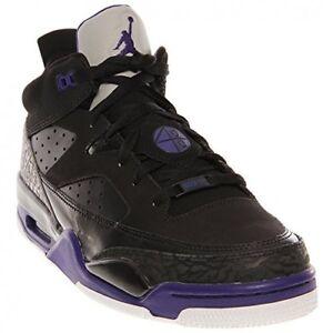f35edef9e1535a Nike Men s Jordan Son Of Low Black Grape Ice White Basketball Shoes ...