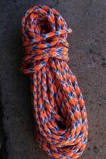 Sterling 24 Strand Arborist Rope Tree Climbing Line 716 X 59 Tendril Orange