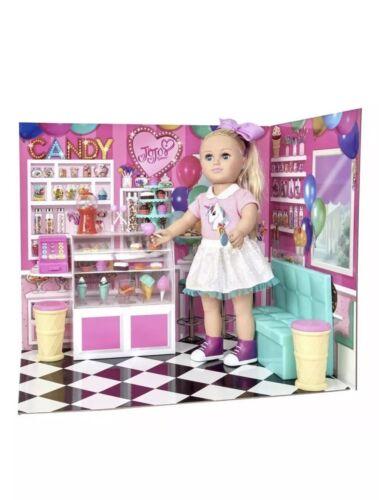 Fast shipping! My Life Jojo Siwa Candy Shop Store Play Set VHTF