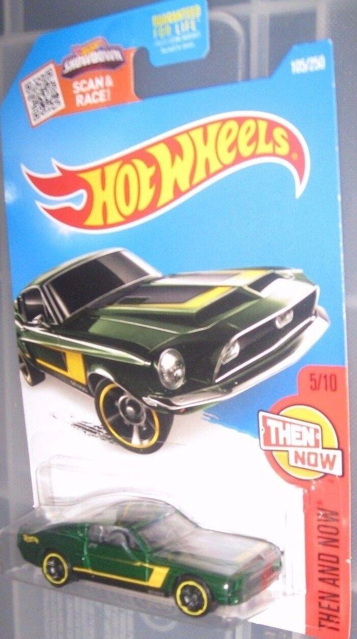 Collecteur Collecteur Collecteur Hot Wheels Voitures Lot puis et Maintenant 68 Shelby 71 Dodge 90 c111fb