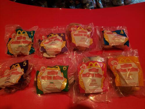 1998 McDonald/'s Happy Meal Toys Simba/'s Pride Complete Set 8 NIB Lion King 2
