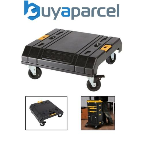 Dewalt DWST1-71229 Tstak Compact Cart Carrier Trolley 100kg Max Load