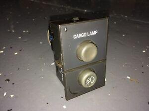 JoyTutus Fits Chevy Silverado Fog Light Switch /& Cargo Lamp fits GMC Sierra 2003 2004 2005 2006 2007