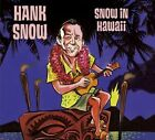 Snow in Hawaii [Compilation] by Hank Snow (CD, Oct-2008, Bear Family Records (Germany))