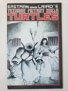 TEENAGE-MUTANT-NINJA-TURTLES-17-1988-MIRAGE-COMICS-EASTMAN-amp-LAIRD-1ST-PRINT