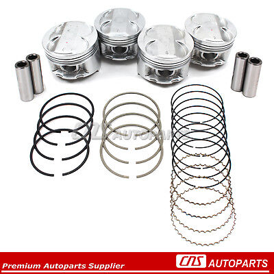 94-00 HONDA CIVIC VTEC 1.6 BEARINGS PISTON RINGS B16A2