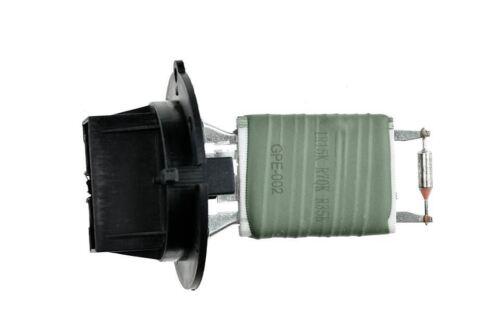 Peugeot 307 SW 2002-2018 Heater Blower Motor Fan Resistor