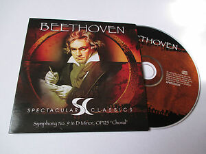 CD-Serie-Spectaculars-Classics-Beethoven-pochette-cartonnee