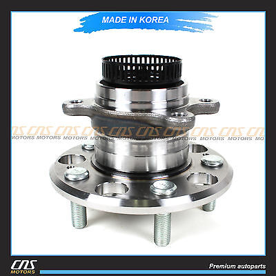 Fits 07-12 Hyundai Elantra Wheel Hub /& Bearing Rear Disc Brakes OEM 52730-2H000