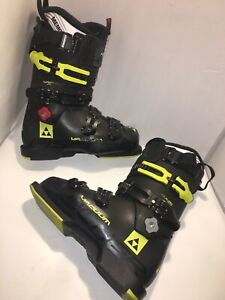 Fischer-RC4-130-039-Vacuum-Full-Fit-039-New-Men-039-s-Ski-Boots-Size-26-5-Black