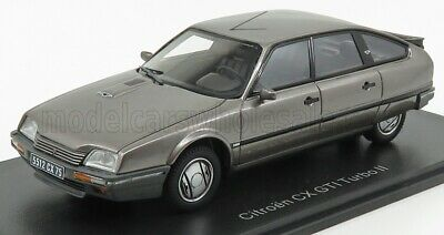 Citroen Cx 25 Gti Turbo 2 1986 Grey Met NEOSCALE 1:43 NEO45512