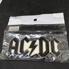 AC/DC Cinturón buckleac/DC Hebilla de cinturón-Rock Metal Metalica Band Merch