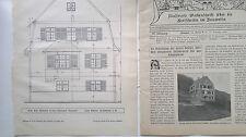 1909 48 Heidenheim Haus Wöhrle /