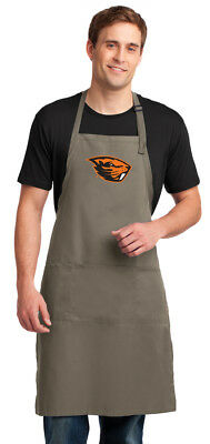 Broad Bay Deluxe Oregon State Mom Apron Official OSU Beavers Mom Logo Aprons