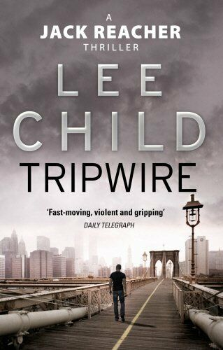 1 of 1 - Tripwire: (Jack Reacher 3) by Child, Lee 0857500066 The Cheap Fast Free Post