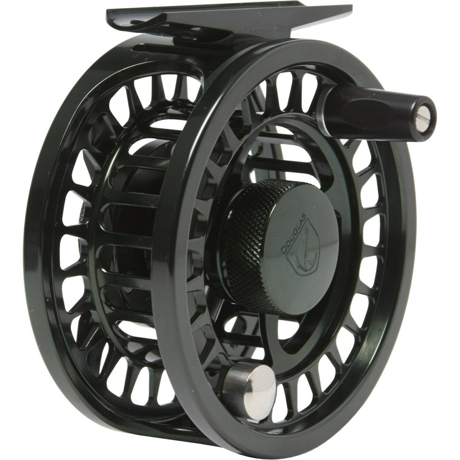 nuovo,,,Douglas all'apertos Nexus Fly Reel gratuito SHIPPING 34 reel  295 value