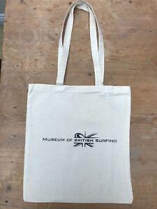 Museum-of-British-Surfing-Cotton-Tote-Bag-Unisex