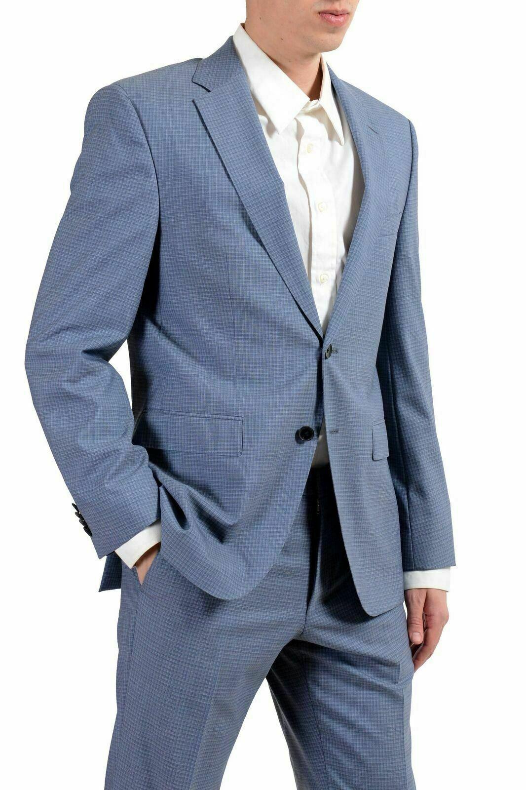 Hugo Boss Boss Boss   Phönix Madisen   Herren 100% Wolle Zwei Knopfen Anzug Us 38r It  | New Product 2019  | Guter Markt  | Qualität  07ecf6