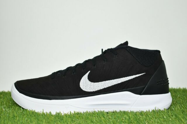 wholesale dealer 9c0c2 c7782 Nike Kobe AD Mid TB Promo Basketball Shoes Black 942521-002 Mens Sze 13