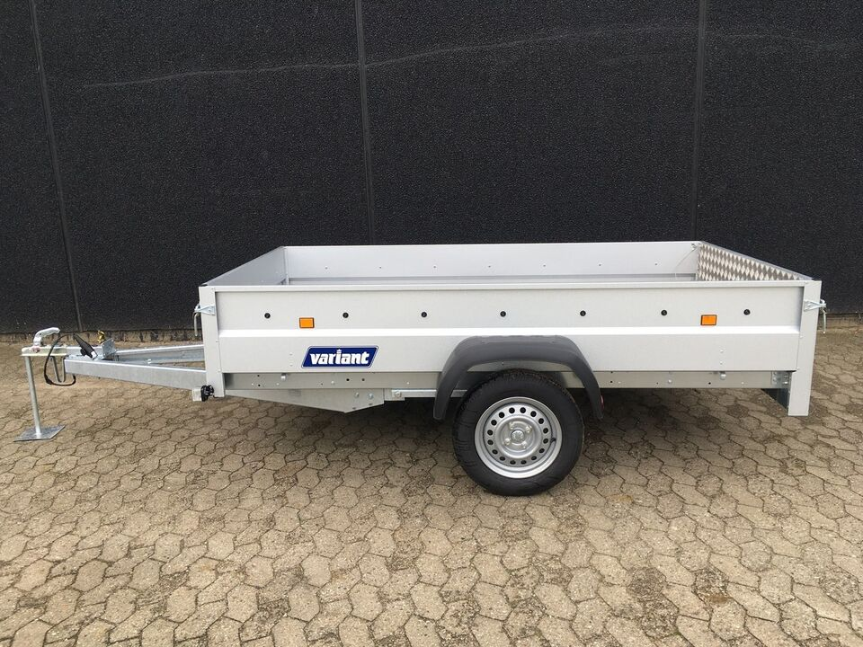 Tilbud på Variant trailer 754 F1 med tip