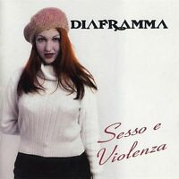 Diaframma - Sesso E Violenza [new Vinyl] on Sale