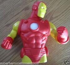 The Invincible Iron Man Classic Bust Bank Marvel Comics Bust Piggy Bank New