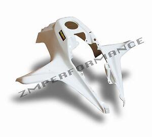 NEW SUZUKI LT230S LT230E LT230 WHITE PLASTIC FRONT FENDER PLASTICS
