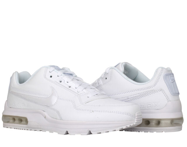 Nike Air Max LTD 3 WhiteWhite Men's Running Shoes 687977 111