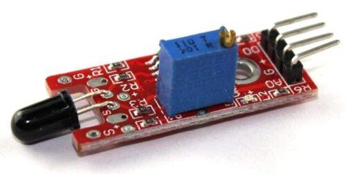 KY-026 Receptor Infrarrojo Sensor De Llama Módulo Sensor Arduino Pic Pi AVR