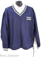 Champion University Iowa Hawkeyes Sweatshirt Pullover Jacket windbreaker XL NWT