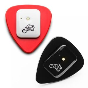 AirJamz BLACK Bluetooth Electric Air Guitar Toy For IOS Music Therapy Sale!