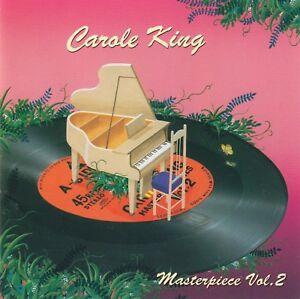 Carole-King-Masterpiece-Vol-2-by-VA-CD-1994-A-Side-AZ-5013-Japan-Import-OOP