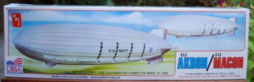 1:520 USS Akron USS Macon Goodyear Zeppelin Corp. AMT 892