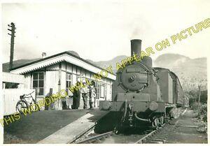 Caledonian Railway. Loch Tay Railway Station Photo Killin Line 1