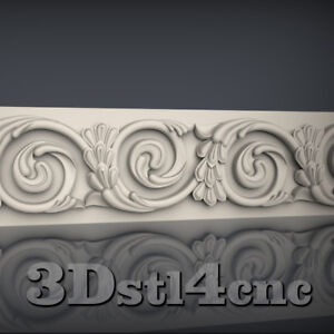 file for CNC Router Carving Machine Printer Relief Artcam Aspire Cut3d 3D STL CNC Model Decor 1275