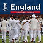 England Cricket 2017 Official Square Wall Calendar 9781785492167