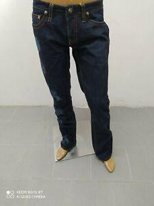 Jeans-Guess-Jeans-Uomo-Taglia-Size-34-Pants-Man-Pantalon-Homme-Cotone-8901
