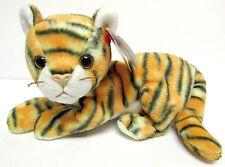 Ty 2000 Beanie Baby INDIA Bengal Tiger PRISTINE Clean & Brand New w/Mint Tags!!!