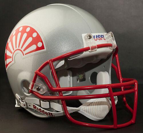 MEMPHIS SHOWBOATS 1984 USFL Football Helmet ACCESSORY DECALS