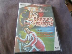 RARE-DVD-NEUF-034-DRACULA-AU-PAKISTAN-034-film-d-039-horreur-de-Khwaja-SARFRAZ