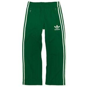 venta caliente más nuevo auténtico auténtico precios grandiosos Detalles de Adidas Originals Europa TP beckenbauer entrenamiento pantalones  deportivos pantalones verde blanco- ver título original