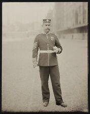c.1890's PHOTO  - BRITISH ARMY UNIFORM PAY SERGEANT 2nd SCOTS GUARDS