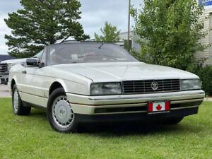 1988 Cadillac Allante 4.1L 2dr Convertible