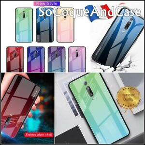 Etui-Coque-housse-Gradient-Glass-TPU-PC-Case-Xiaomi-Mi-9T-Redmi-K20-K20-Pro