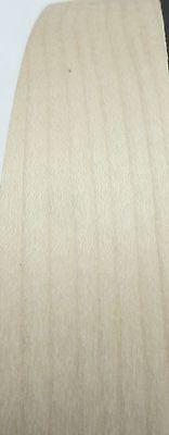 """Red Oak wood veneer edgebanding 3.25/"""" x 120/'/' with preglued adhesive 3-1//4/"""""""
